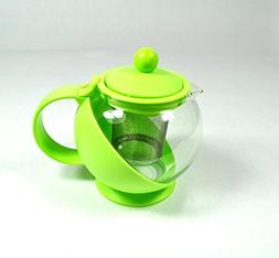 Uniware Tea Pot/Coffee Pot with Removable Stainless Steel Fi