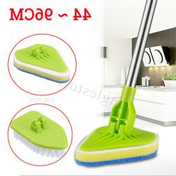 telescopic glass scrubber bathtub cleaner and kitchen