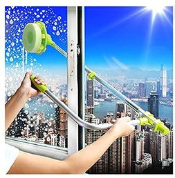 New telescopic High-rise window cleaning glass cleaner brush