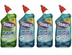 Clorox Clorox Toilet Bowl Cleaner with Bleach Variety Pack -