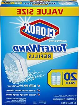 Clorox ToiletWand Disinfecting Refills, 20 Count
