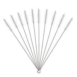 Tube Brush - Aieve 10 Pack 8 inch Drinking Straws Brushes Pi
