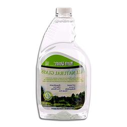 Ultra Green All Natural Glass & Multi-Surface Cleaner Spray,
