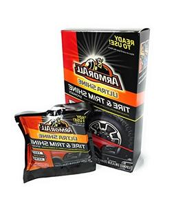 Armor All Ultra Shine Tire & Trim Shine Sponges  in 1 Box