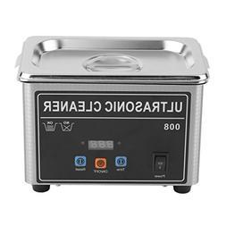 Homgrace Professional Digital Ultrasonic Cleaner with Digita