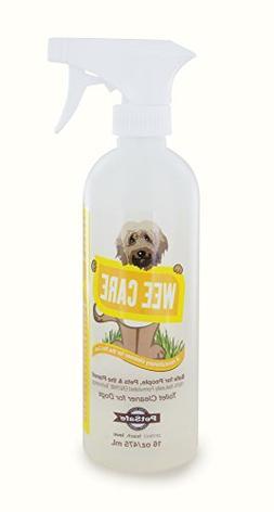 PetSafe Wee Care Enzyme Cleaning Solution, Dog Waste Odor El