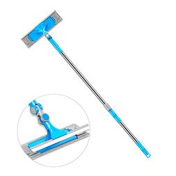 Extendable Window Squeegee Cleaning Tools - Window Washing E