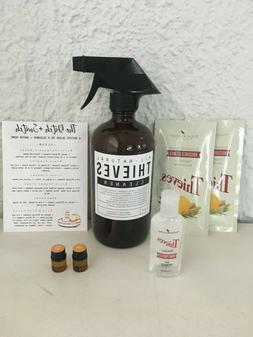 young living thieves 6 items household cleaner